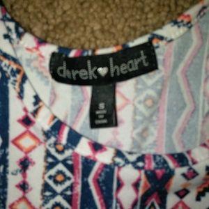 Derek heart tank